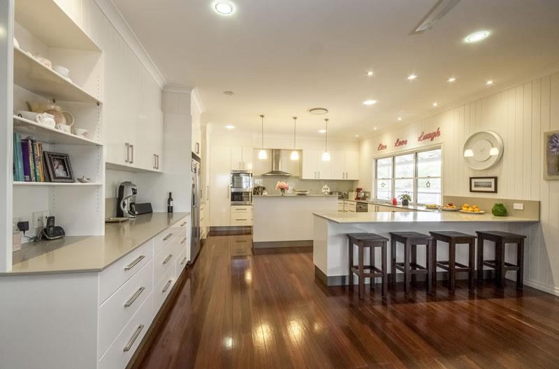 Dj Buckley Builders Toowoomba Queenslander Traditional Modern Home Builders Commercial